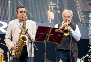 INTERNATIONAL JAZZ DAY / JAZZ NAD ODRA FESTIVAL: UKRAINIAN STAGE